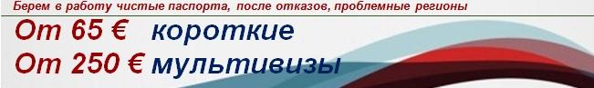 акция на Визу в Литву